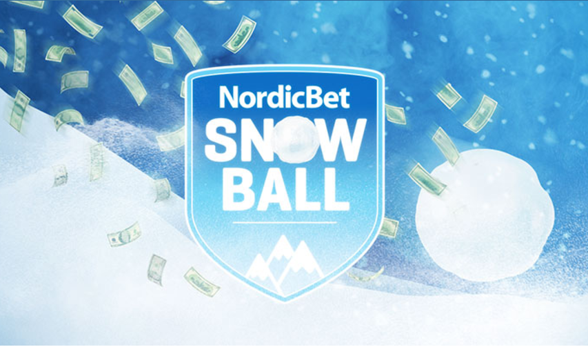 nordicbet snow ball