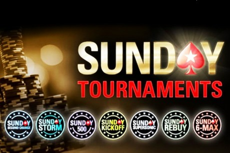 pokerstars sunday tours