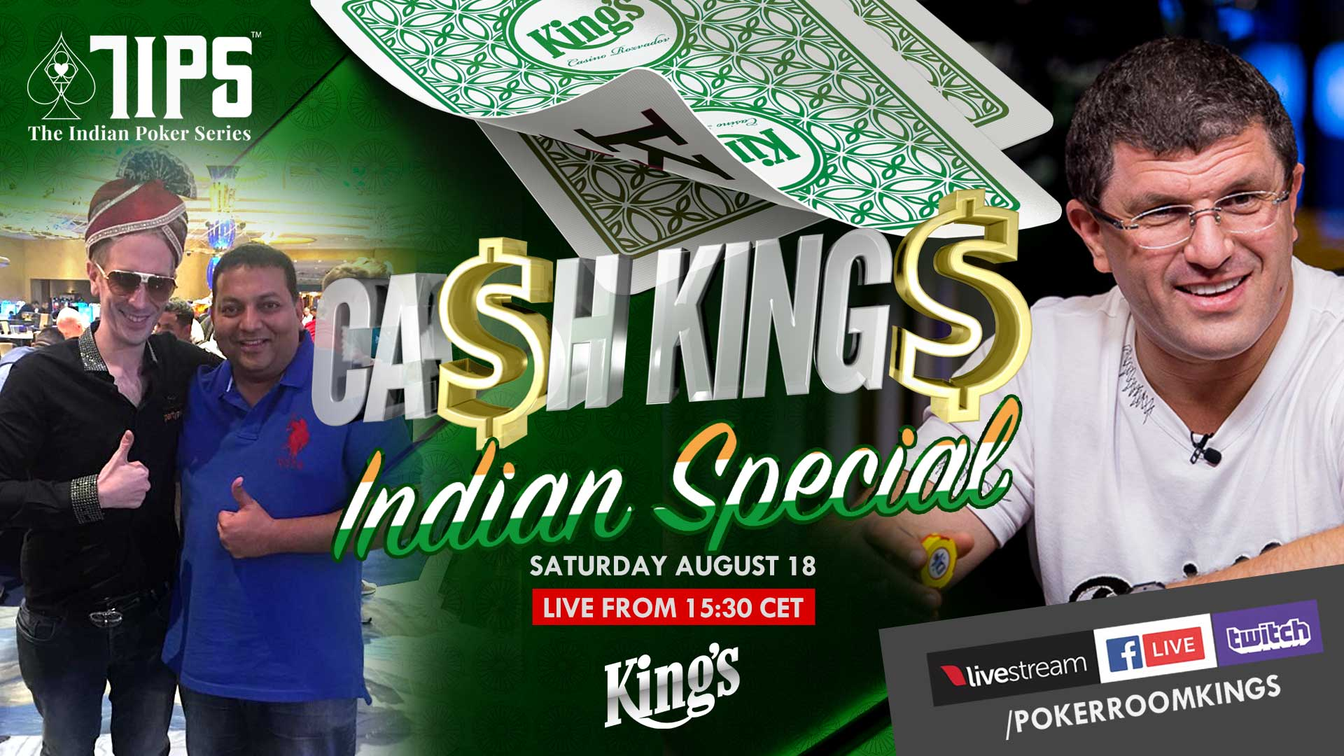 Cash kings Indian Special