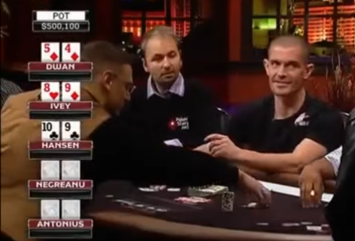 gus hansen poker after dark