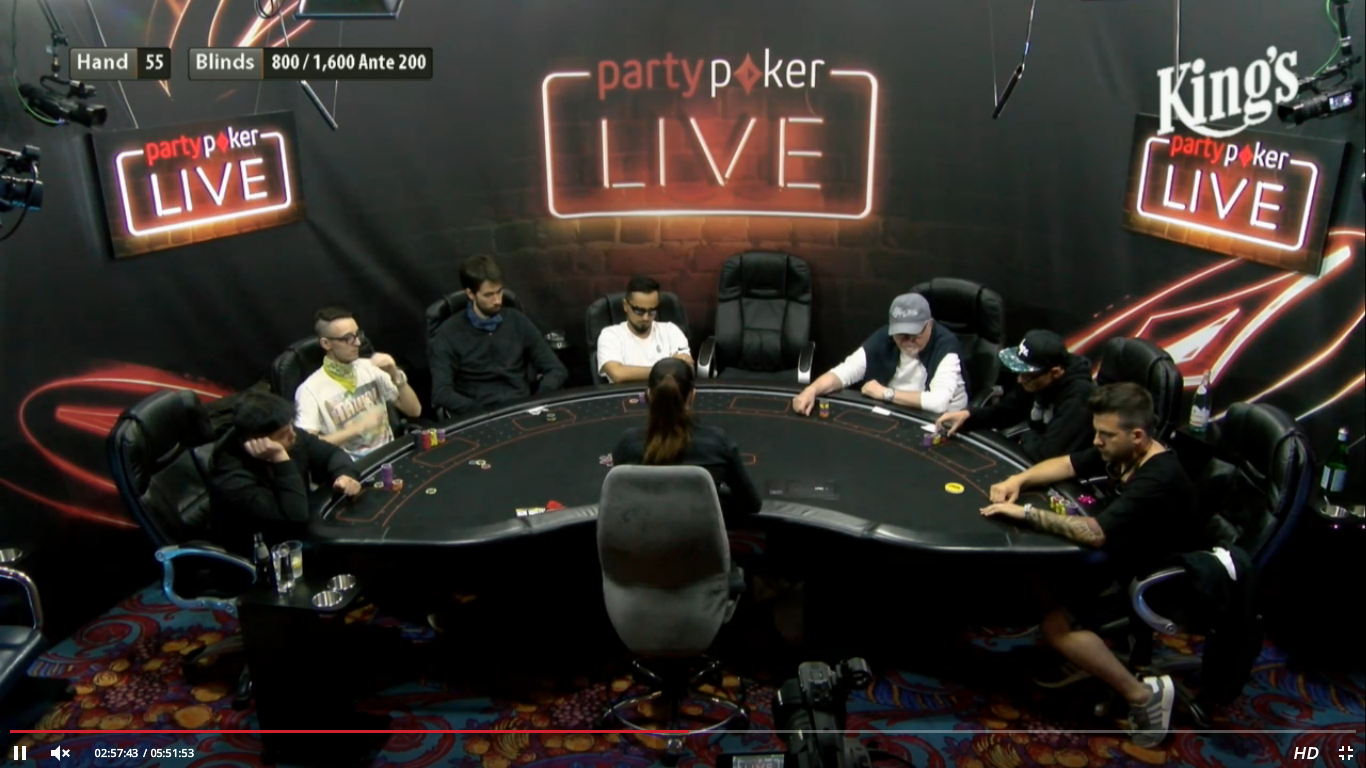 Party Poker Million Tyskland Main Event