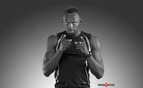 usain bolt poker